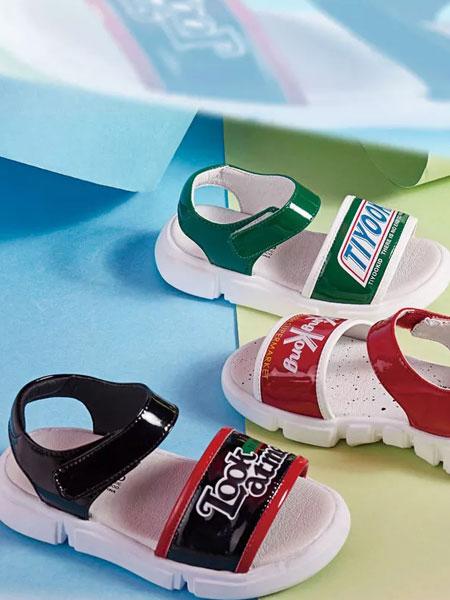 诺米洛童鞋品牌2019春夏凉鞋牛筋底儿童鞋童鞋新款
