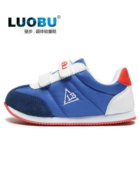 骆步童鞋品牌2019春夏儿童运动鞋韩版潮外贸男童休闲