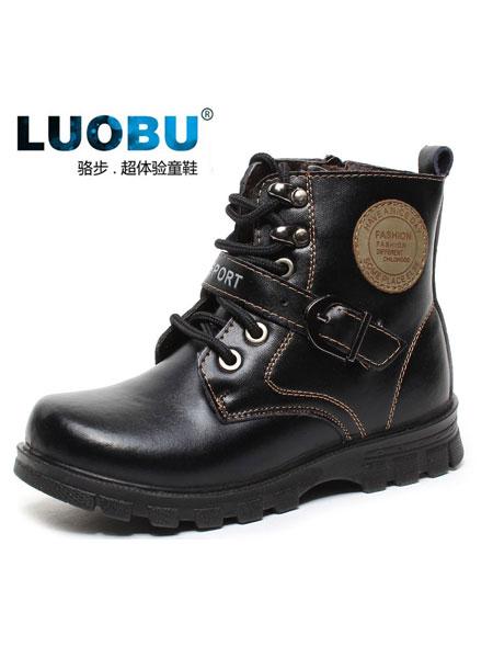 骆步童鞋品牌2019春夏儿童户外休闲运动鞋