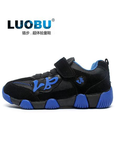 骆步童鞋品牌2019春夏防滑跑步鞋童鞋男童鞋女童鞋旅游鞋