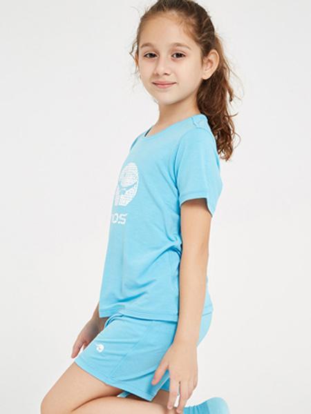 小蓝象童装品牌2019春夏新款韩版时尚休闲短袖T恤