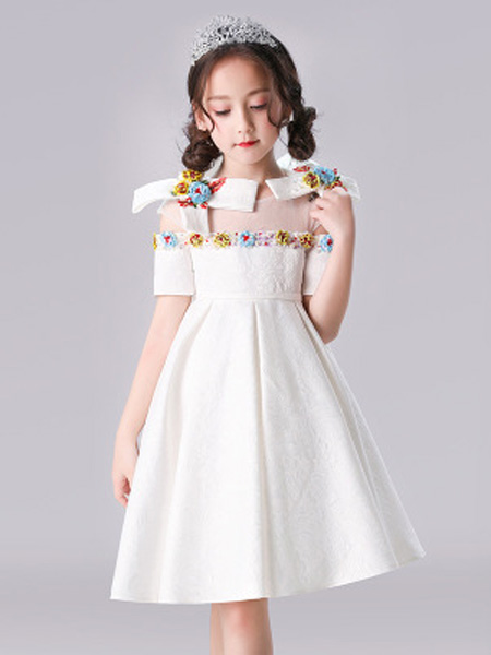 东贵源童装品牌2019春夏新款韩版时尚公主裙礼服裙