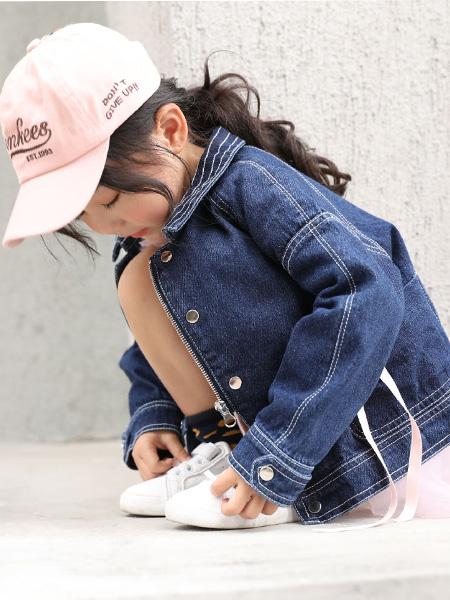 天空之城童品生活馆童装品牌2019秋冬韩版小童夹克衫