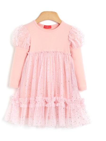 ozkiz童装品牌2019秋冬夏装韩版洋气连衣裙公主裙子
