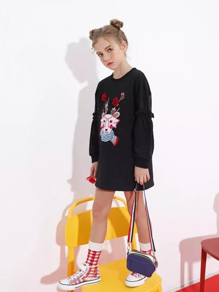 季季乐童装品牌支持力度大让你放心加盟!