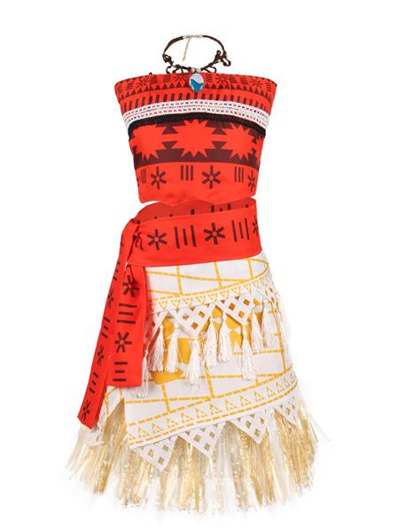 莎娜服饰童装品牌2019春夏亚马逊爆款新款女安娜公主裙印花三件套抹胸女童裙