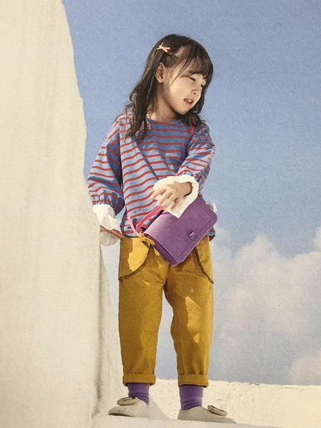 依草轩童装品牌2019秋冬新款韩版宽松卫衣洋气套头衫上衣