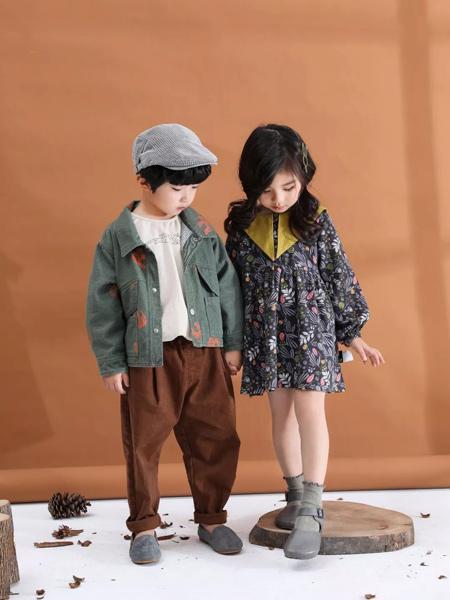 兔子杰罗童装品牌2019秋季新款韩版洋气百搭外套