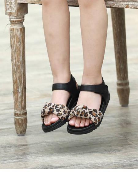 崽崽屋童鞋品牌2019春夏蝴蝶�Y�鲂�