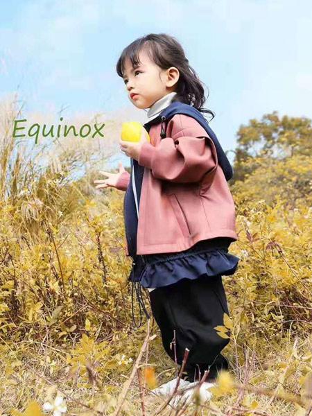 伊琴洛思 Equinox童装品牌2019秋季外套