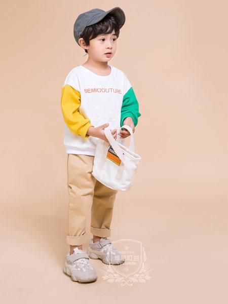维尼叮当童装品牌2019秋季新款儿童中大童韩版潮衣