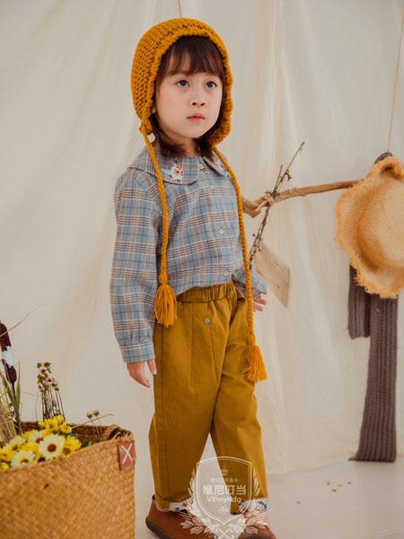 维尼叮当童装 以融合欧美童装设计元素与东方儿童身体特点为宗旨
