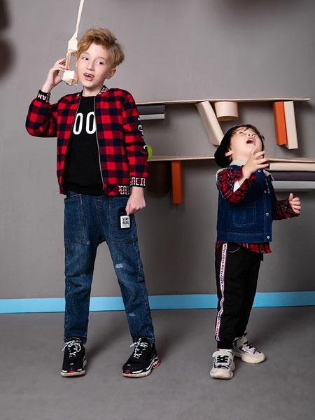 迷你铅笔童装品牌2019秋季新款男童韩版潮衣休闲洋气棒球上衣外套