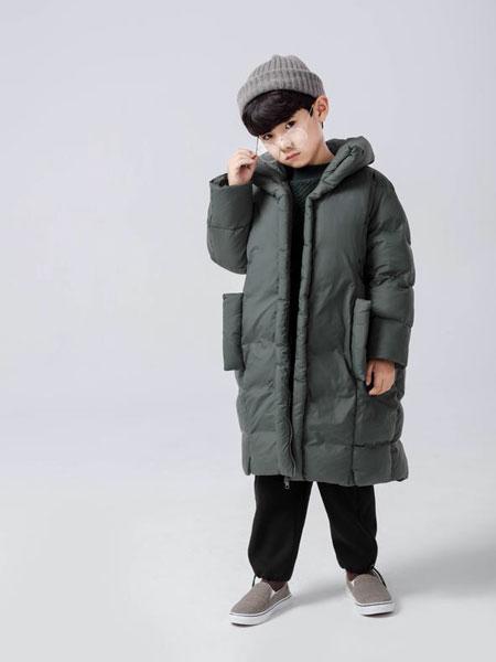 宠来宠趣童装品牌2019秋冬新款韩版时尚男童加厚羽绒外套潮