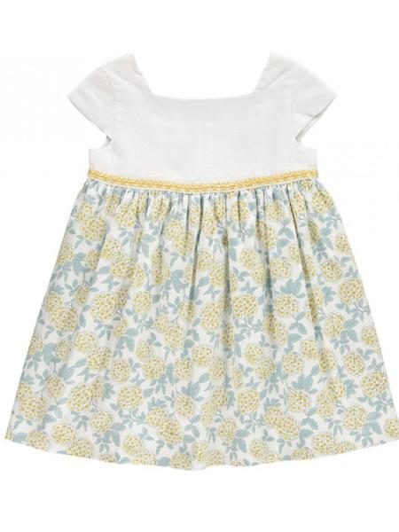 Amaia童装品牌2019春夏新款韩版洋气纯棉公主裙连衣裙