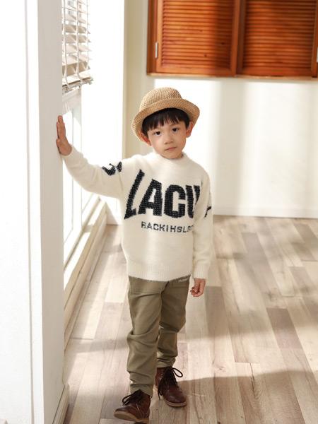 西瓜王子童装品牌2019秋季新款韩版洋气打底衫