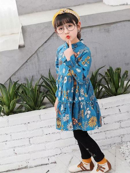 棉来啦童装品牌2019秋季