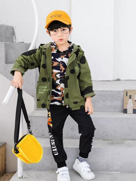 棉来啦童装品牌2019秋季童保暖棉服小童宝宝棉袄外套