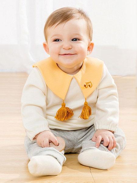 麦拉贝拉童装品牌2019秋冬女童t恤装长袖上衣婴幼儿衣服小孩子体恤打底衫