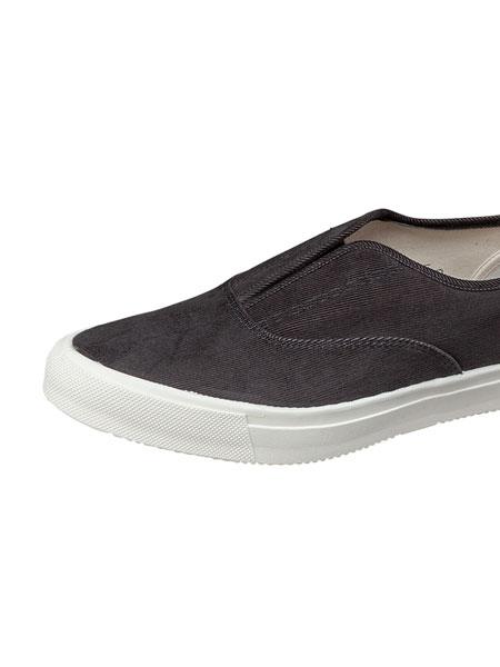 月星童鞋品牌2019春夏灯芯绒 帆布鞋