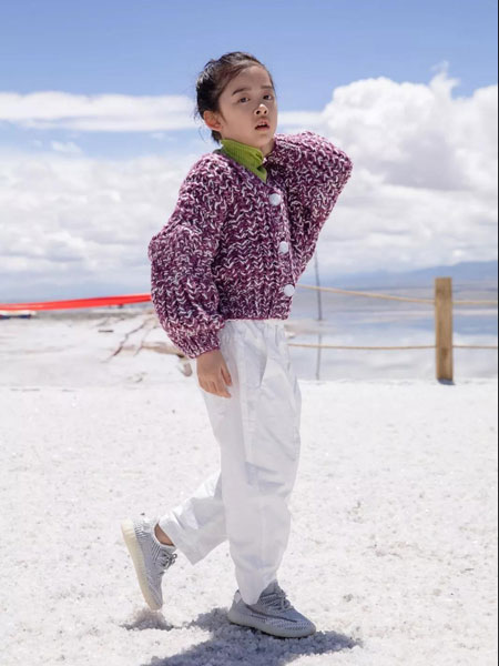 LT kids童装品牌2019秋冬冬天加厚法兰绒中老年妈妈家居服