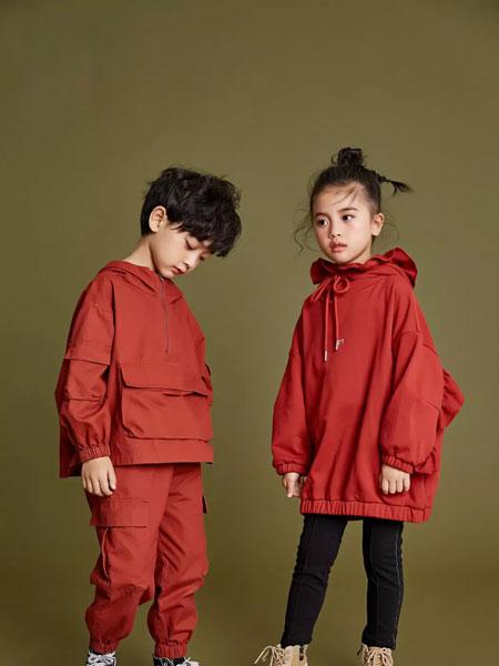 宝贝传奇童装品牌2019秋冬韩版男童女童潮流套装