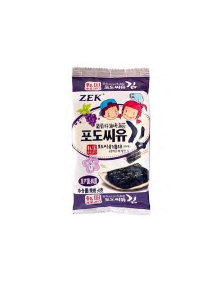 宝宝王国进口母婴优选婴童用品海苔紫菜寿司可用儿童海味办公休闲零食