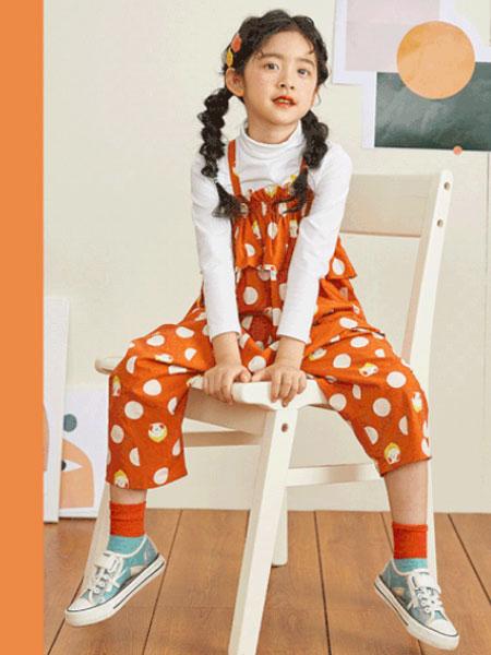Viciusss童装品牌2019秋冬日系时尚女童纯色套头长袖T恤 甜美儿童印花高领打底衫