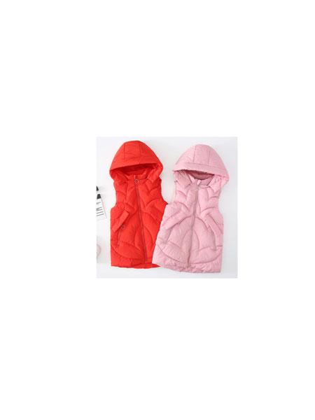 卢迪熊/西努克/菲菲虎童装品牌2019秋冬中长款儿童加厚韩版女童洋气棉袄外套