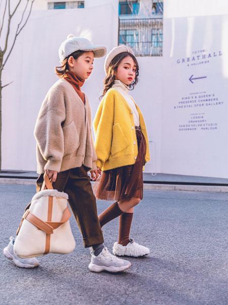 韩米娜风尚童装品牌2019秋冬休闲好质量耐用单肩包背包抽绳帆布包书包