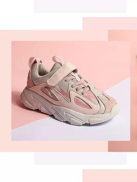诺米洛童鞋品牌2019春夏运动鞋新款男童休闲鞋椰子鞋童鞋