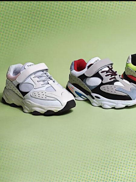 太阳仔童鞋品牌2019春夏球鞋鞋儿童百搭休闲运动鞋