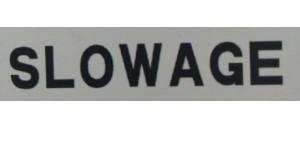 SLOWAGE