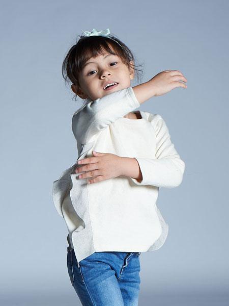 baby baby cool童装品牌2019秋冬厚织双面粗细针织V领开衫