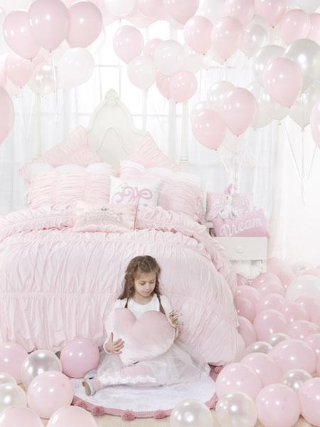 梦洁宝贝青少年儿童家具梦幻公主房套装