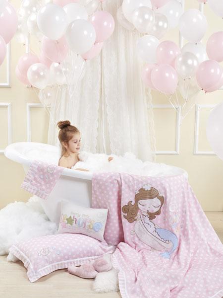 梦洁宝贝青少年儿童家具梦幻小女孩全套