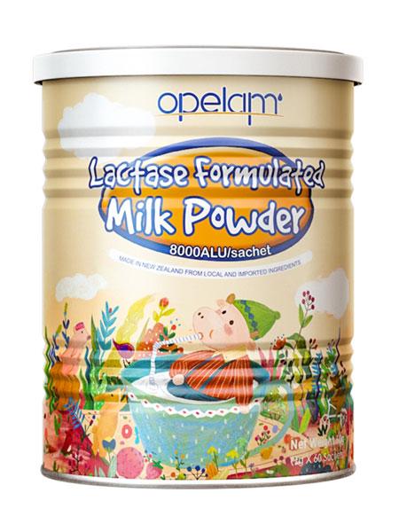 奥培乐婴儿食品乳糖酶调制乳粉