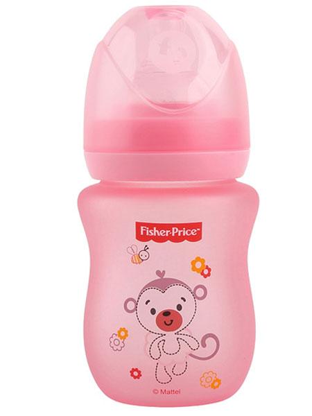 费雪婴童用品感温奶瓶(160ml)