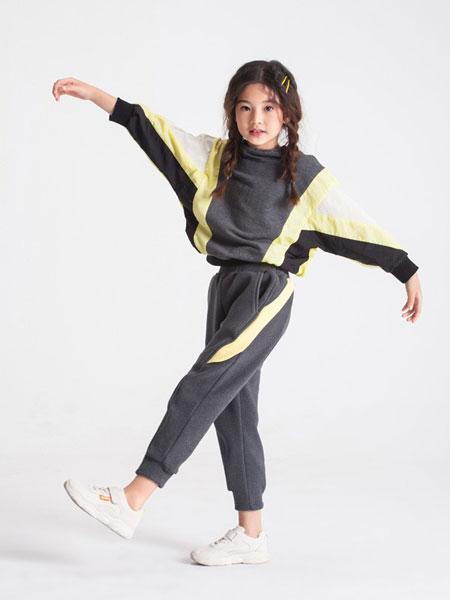 LIEN童装品牌2019秋冬韩版显瘦哈伦裤速干三件套速干专业晨跑运动装