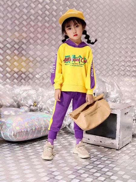 叮当猫潮童童装品牌追求从小培养宝贝时尚触觉、品位的父母
