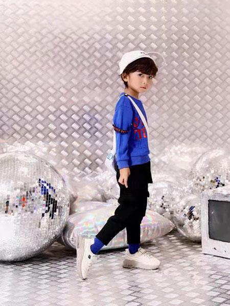 叮当猫潮童童装品牌2019秋冬夹克外套青少年休闲运动套装