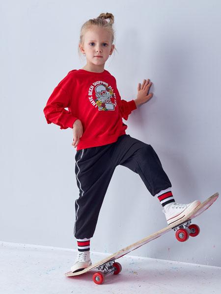 小鲨诺拉童装品牌,多波段上新,满足消费者新鲜感