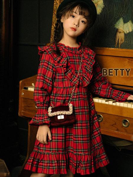 贝蒂小羊童装品牌,风险小,创业的好选择