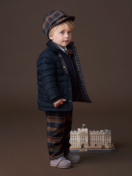 ETTOI国际品牌让童装成为新的时尚潮流