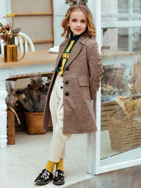 塔哒儿童装品牌  甜美 优雅 精致 时尚