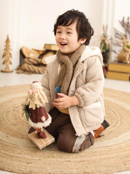 有一种爱叫秀娃 棉绘时尚童装外套秀起来!