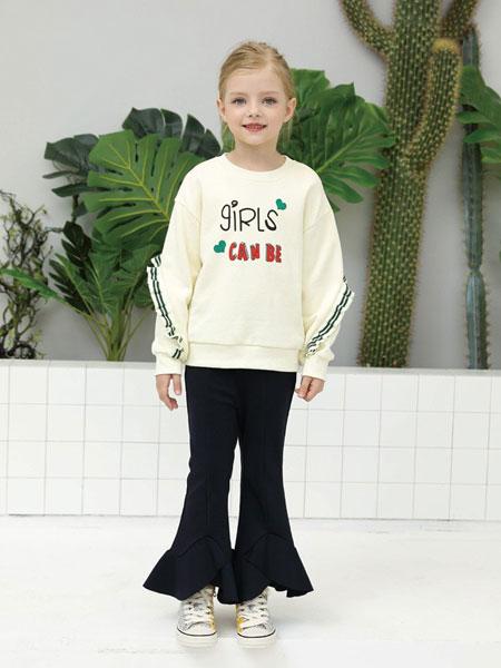 芭乐兔童装品牌设计风格:简约、经典、童真