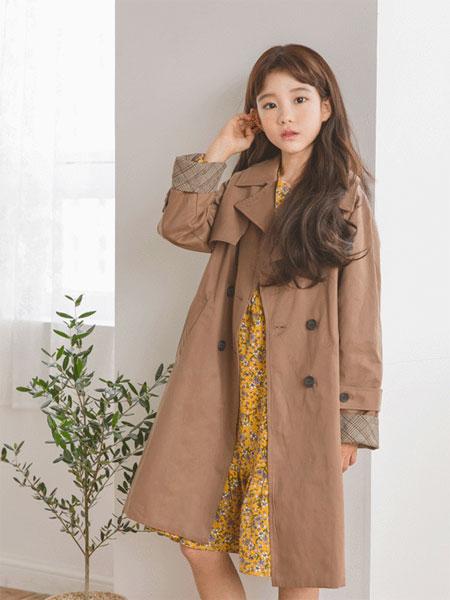 Stylenoriter童装品牌2019秋冬时尚大衣
