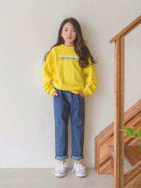 Stylenoriter童装品牌2019秋冬潮流卫衣