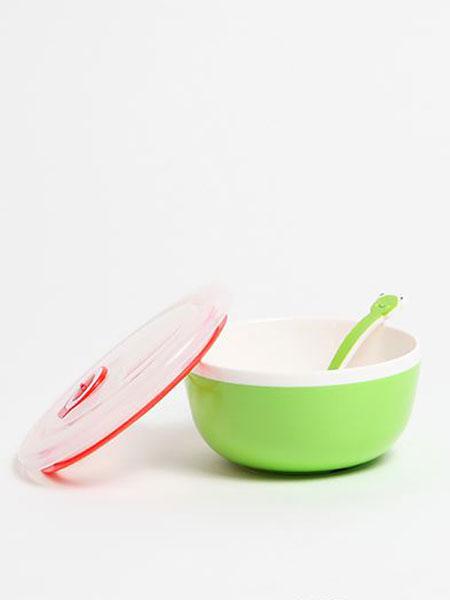 菌怕怕婴童用品抗菌碗